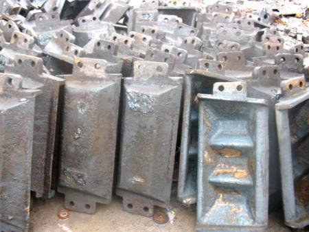 获得合格的铸钢件的步骤