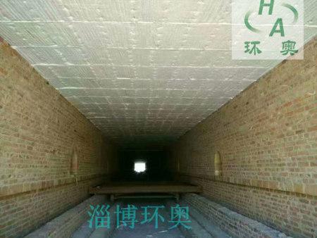 砖窑保温隧道窑吊顶