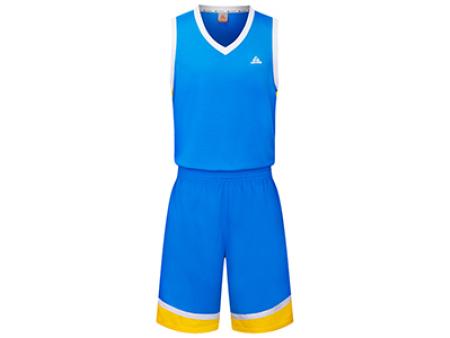 兰州球服定制-8016篮球服套装