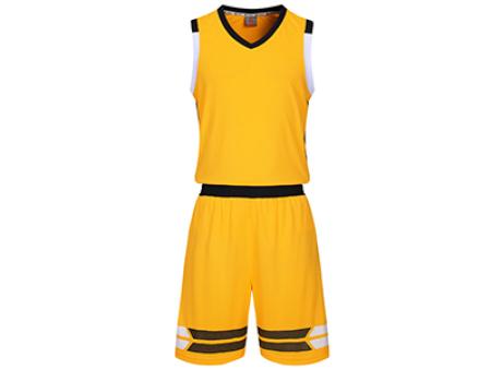 兰州球服定制-新款8019篮球服套装