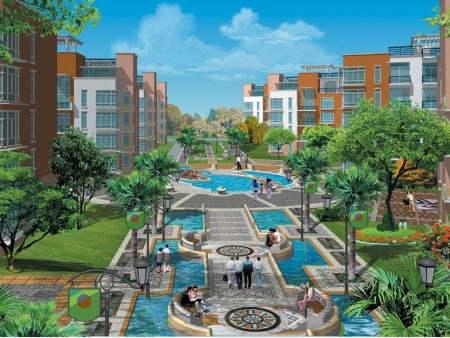 如何运用风水理念设计住宅小区景观规划,提高人居环境风水品位