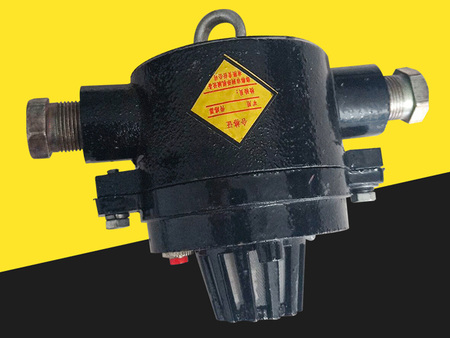 GQQ5矿用本质安全型烟雾传感器