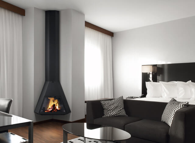 西安南雀壁炉-真火燃木壁炉的安全使用建议