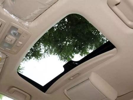 汽车天窗如何保养 汽车天窗保养技巧