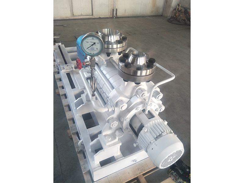 大连化工泵的安装说明