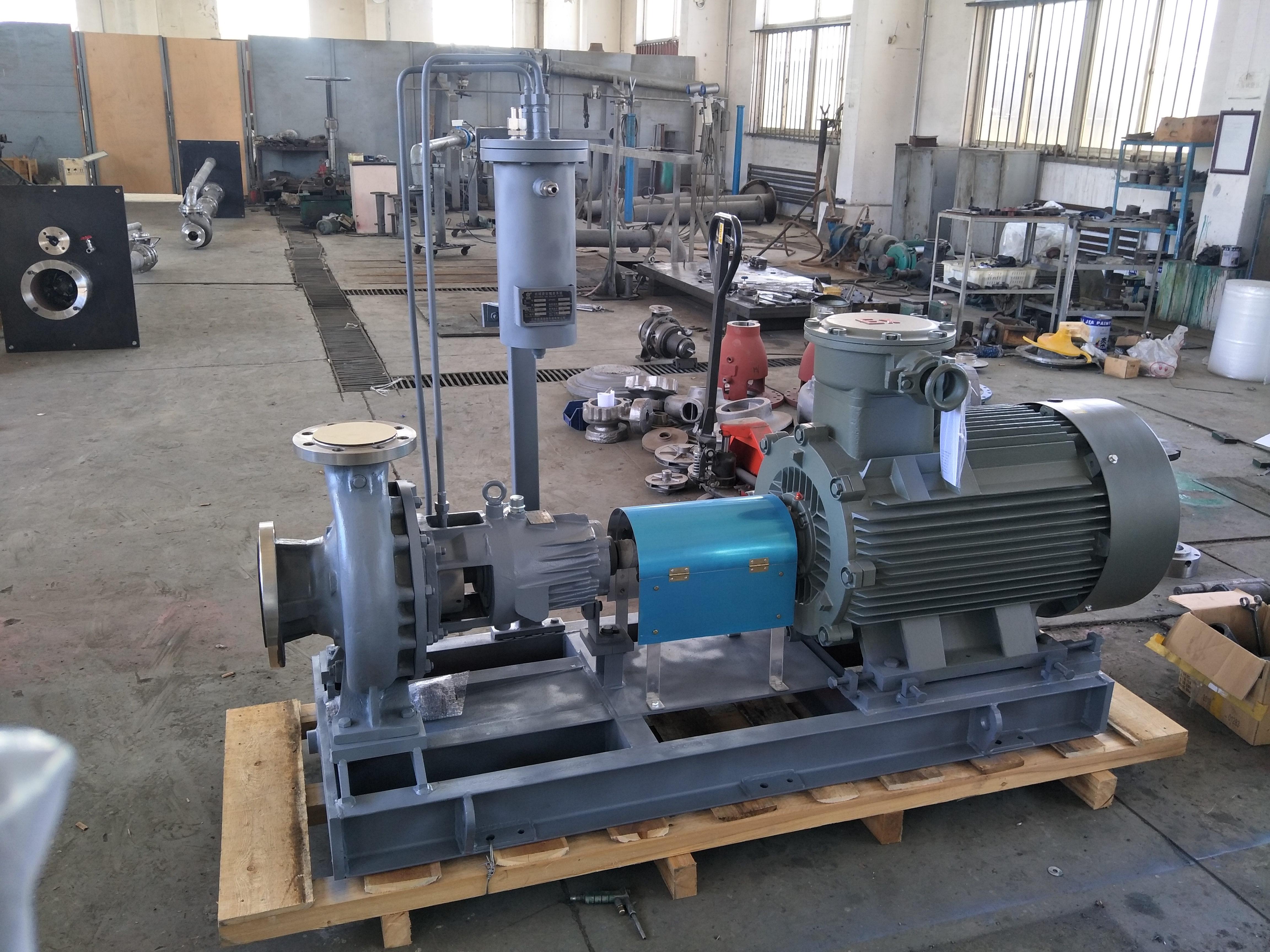 大连热水泵的使用方法及漏水补救措施