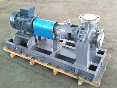 大连强自吸泵与增压泵的区别是什么?
