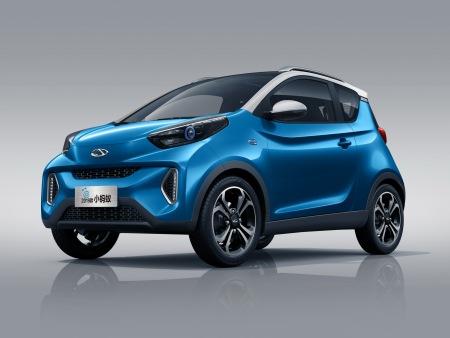 一款有颜有料的纯电SUV 试驾奇瑞新能源蚂蚁