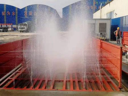 工地洗车机厂家:绿 色环保既是底线也是转型的起点