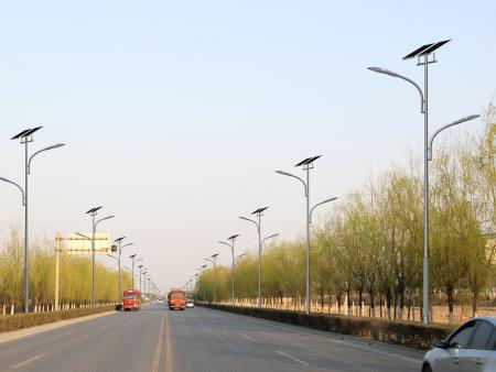 沈阳路灯杆的安装方式以及抗氧化方式