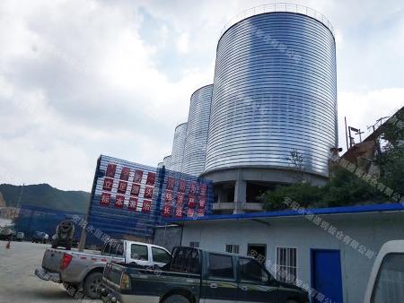 安阳永恒通钢板仓有限公司专业从事钢板仓的研发设计施工