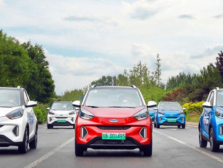 新能源汽车市场竞争加剧,奇瑞新能源小蚂蚁销量依然坚挺