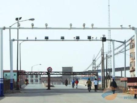 沈阳监控杆对城市交通的影响