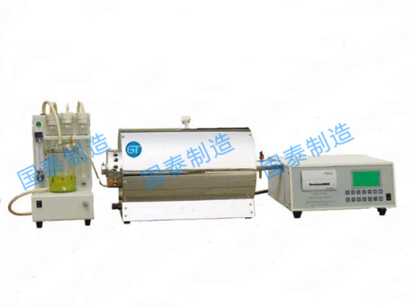 GTD-100汉显快速测硫仪