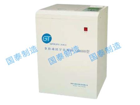 GTL-4000B全自动汉字量热仪