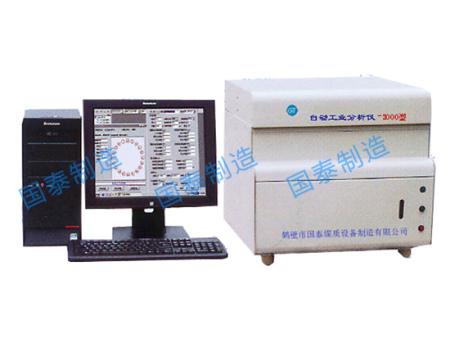 GTGF-3000型全自动工业分析仪