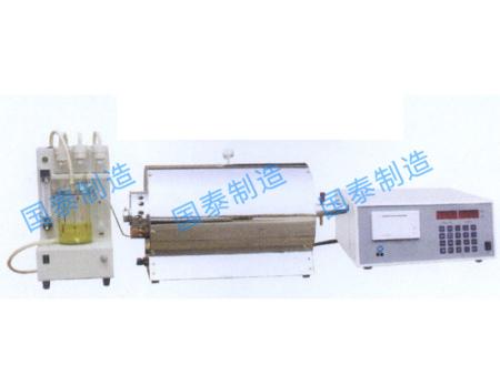 GTD-6快速测硫仪