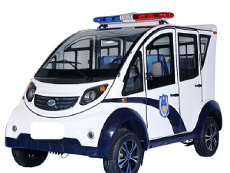 SYX-XT4新能源全封闭巡逻车