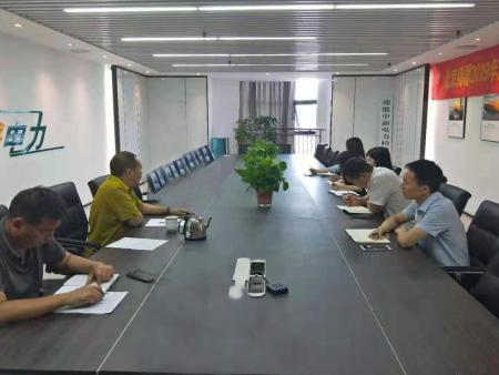 人力資源全體人員座談會