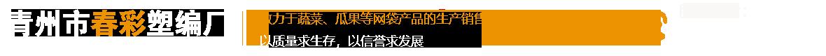 青州市春彩塑编厂