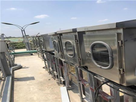 城镇污水处理监测-富平污水处理厂
