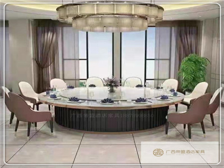 南宁电动桌,电动圆桌|电动亚博体育appios-新中式02