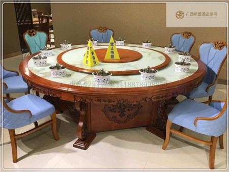 南宁电动桌,电动圆桌|实木电动亚博体育appios-新中式