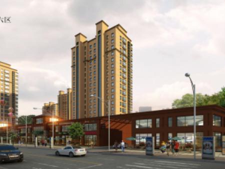 沈陽泰萊十六區   開發商:沈陽渾南置業泰萊房產開發有限公司