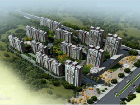 盤錦城市之星   開發商:永晟房地產開發有限公司