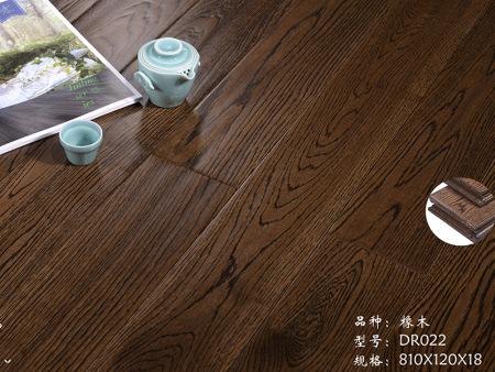 橡木黑胡桃色DR022