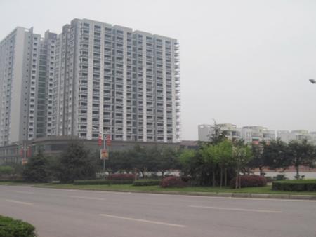 朝陽世紀城   開發商:朝陽萬恒房地產開發有限公司