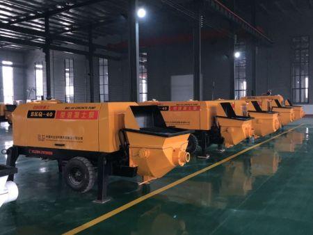 50型混凝土输送泵