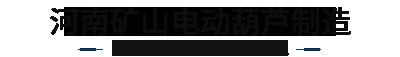 河南矿山电动葫芦制造
