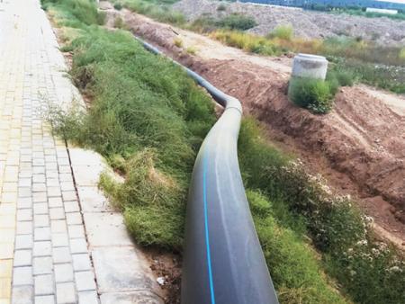 宁夏青铜峡市排水泵站改扩建工程