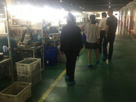 草莓视频向日葵全体员工赴工厂学习