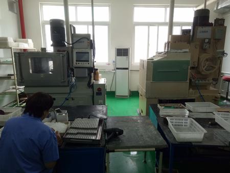 立式铣磨机   (Vertical milling machine)