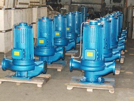 屏蔽泵的结构原理和日常检查维护