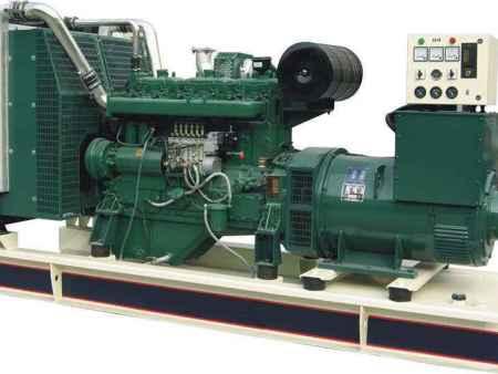 200KW上海申动柴油发电机组