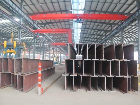 钢结构构件厂家:焊接加工工艺分析