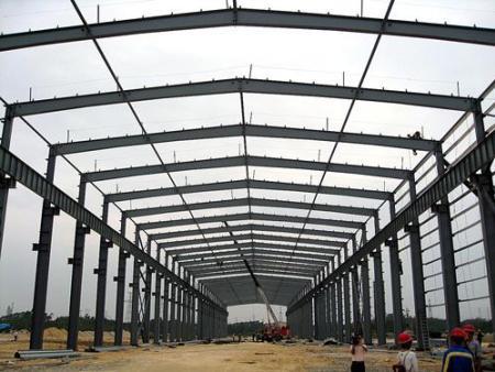 金昌钢结构厂房