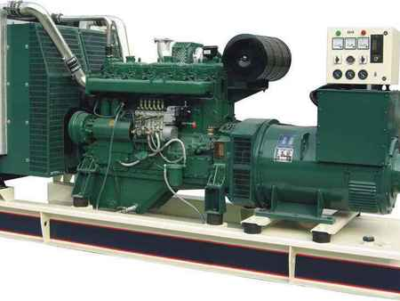 250KW上海申动柴油发电机组