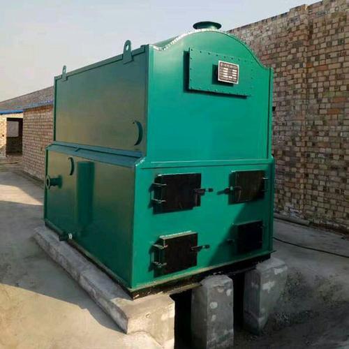 兰炭生物质无烟环保热水锅炉