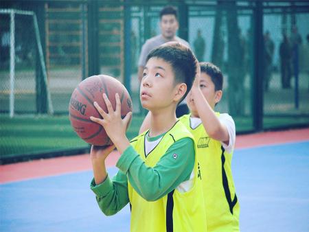 小学篮球培训