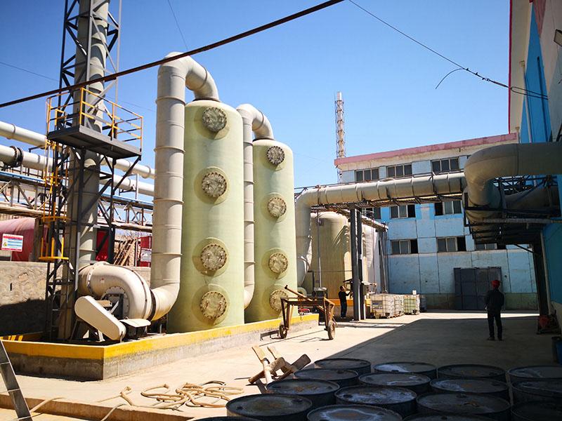 兰州废气处理9大工艺、适用范围、成本控制