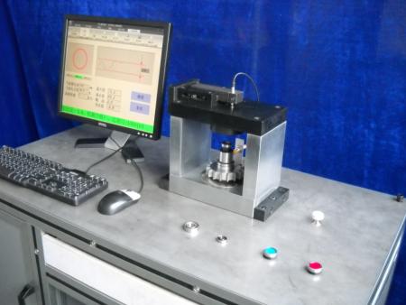 角接触轴承接触角测量仪