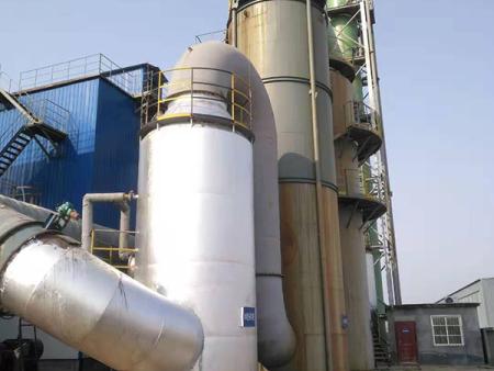 煙氣脫硫設備與脫硝設備的區別