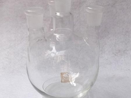 兰州玻璃仪器:四口烧瓶规格你知道吗?