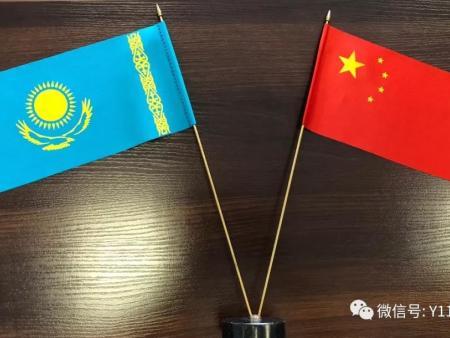 响应国家号召,一带一路,军渊食品-安摄壮来到了中亚第 一站,哈萨克斯坦!