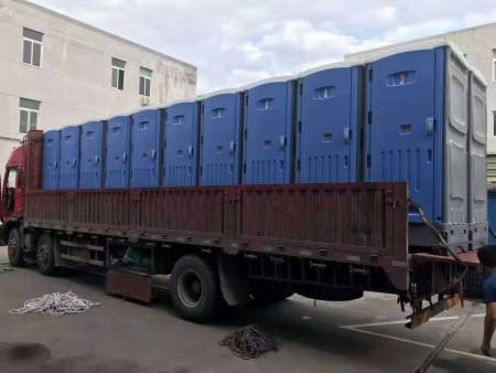 郑州移动厕所租赁价格是多少?  移动厕所的优点有哪些?