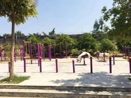 德赢winapp健身路径厂家,南宁室外户外健身器材组合健身路径攀登架